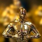 Oscar Statue — Stock Photo