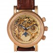 Golden watch mechanism — 图库照片 #32911383