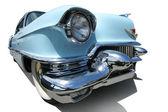 Vintage american car — Stock Photo