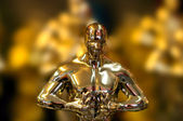 Oscar Statue — Stock Photo