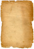 Aged paper background — Stock Photo