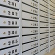 Mailboxes — Stock Photo