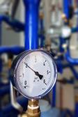 Pressure meter — Stock Photo