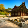 Park of Changgyeonggung Palace, Seoul, South Korea — Stock Photo