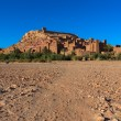 Ait Benhaddou Ksar Kasbah — Stock Photo