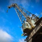 ������, ������: Harbor crane