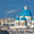 Stock Photo: Panoramof St Petersburg
