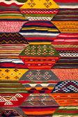 Moroccan carpet — Stock Photo