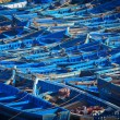 Fishing boats in Essaouira, Morocco — Stock Photo