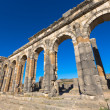 Ancient rombasilicat Volubilis in Morocco — Stock Photo #37663321