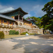 Bulguksa temple in South Korea — Stock Photo
