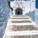Santorini church, Oia, Greece  — Stock Photo #50208981