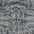 Stock Photo: Knitted wool texture.