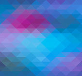 Geometric Triangle neon background pattern — Vetorial Stock