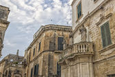 Old alley  in Lecce — ストック写真