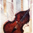 Cello — Stock Photo