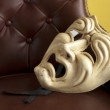 Theater mask — Stockfoto