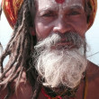 Sadhu. India — Stock Photo