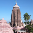 Jagannath Mandir Temple in Puri. India — Stock Photo