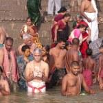 Varanasi. Uttar Pradesh. India — Stock Photo #34489627