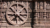 Konark Sun Temple. India — Stock Photo