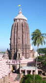 Jagannath Mandir Temple in Puri. India — Stock Photo