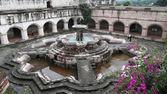 Convent of Nuestra Señora de la Merced in Antigua Guatemala — Stock Photo