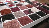 Beans. Market. San Cristobal de las Casas — Stock Photo