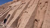 Abu Simbel. Egypt — Stock Photo