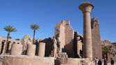 Temple of Amon. Karnak. Egypt — 图库照片