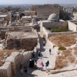 Citadel of Aleppo, Syria — Stock Photo