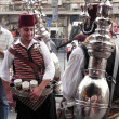 Stock Photo: Teseller in Damascus, Syria