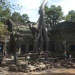 Angkor Wat. Siem Reap. Cambodia — Stock Photo #34618571