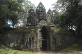 Angkor Thom. Siem Reap. Cambodia — Stock Photo