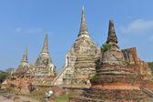 Ayutthaya, tajlandia — Zdjęcie stockowe