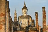 Park historyczny sukhothai, thailand — Zdjęcie stockowe
