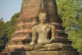 Historický park Sukhothai, Thajsko — Stock fotografie