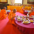 Monks, Chiang Mai, Thailand — Stock Photo #49402933