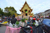 Chiang Rai, Thailand — Stock fotografie