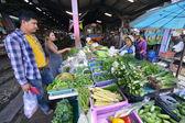Samut Sakhon, Thailand — Stock Photo