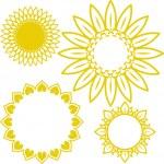 Sunflowers — Stock Vector #32895009
