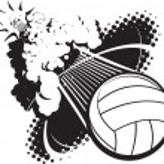 Постер, плакат: Sonic Boom Volleyball