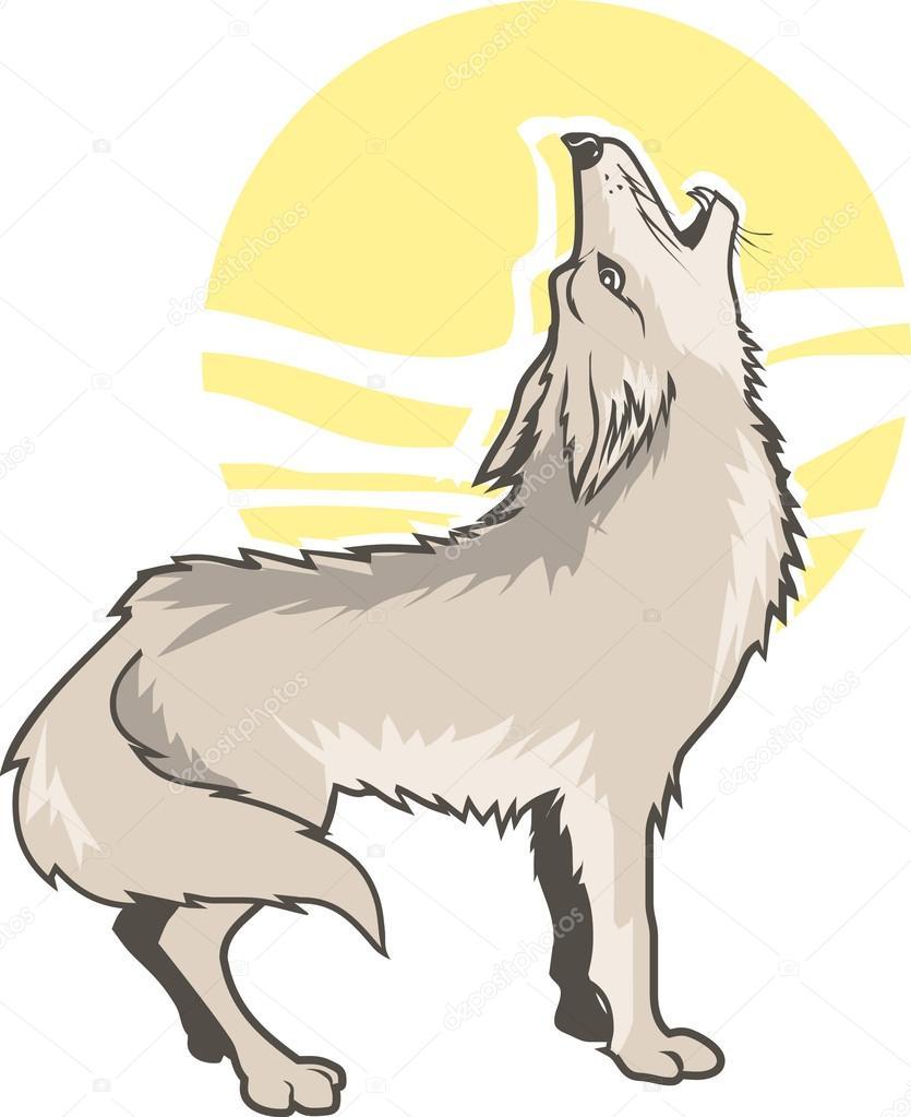 Рассказ о волке детям - Детский час 18