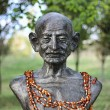Bust of Mahatma Gandhi — Stock Photo