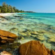 Beach of koh samet thailand — Stock Photo