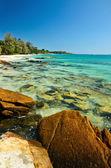 Beach of koh samet thailand — Stock Photo