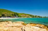 Beach at koh samet in thailand — Stock Photo