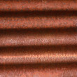 Stock Photo: Rust metal background
