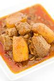 Chicken Massaman curry — Stock Photo