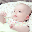 Stock Photo: newborn baby
